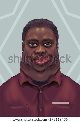 Fat Guy Funny Face | www.pixshark.com - Images Galleries ...