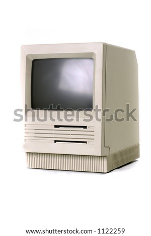 A classic early all-in-one personal computer