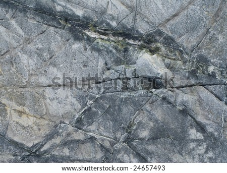 A close up of surface of stone.