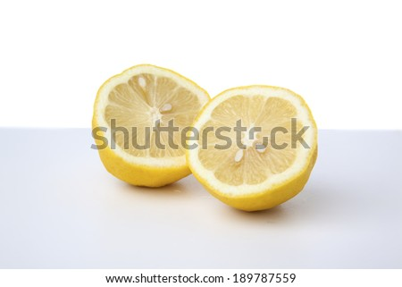 A color image of lemons.