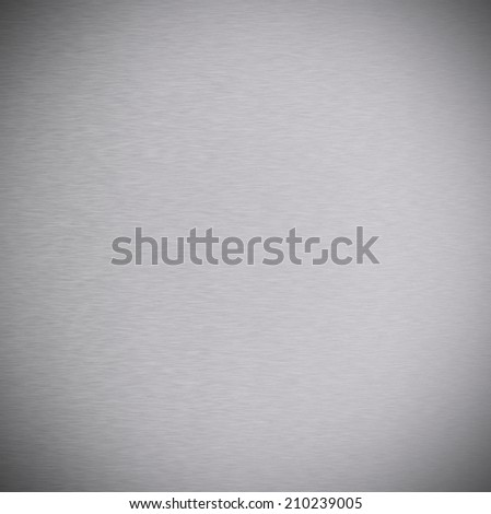 A Colourful Brushed Metal Illustration for Backgroud or Texture Use - stock photo