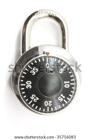 A combination secure lock