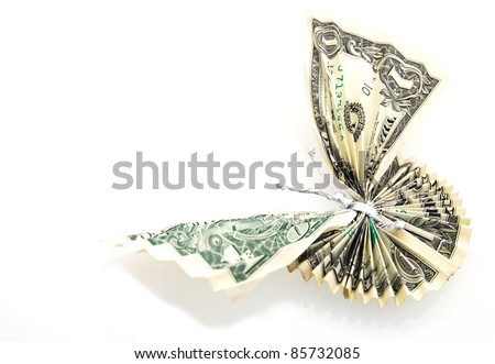 Money Origami Stock Images, Royalty-Free Images & Vectors ... - photo#10