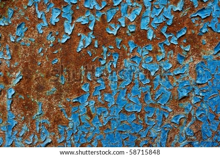 a corrosion background or texture - stock photo