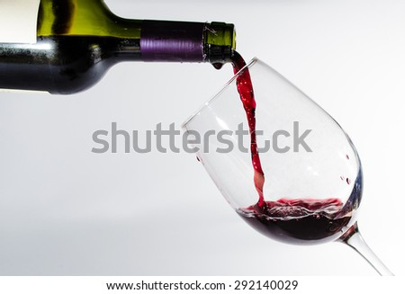 A Cup of Red Argentine Wine