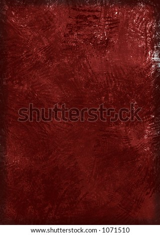 A dark, grungy background, suitable for use in designs - stock photo