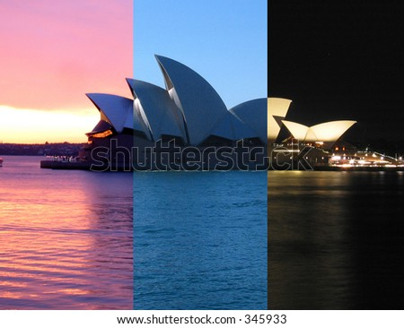 A Day at the Opera - stock photo