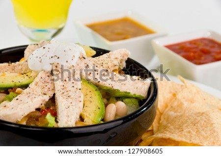 Taco Salad Stock Photos, Images, & Pictures | Shutterstock