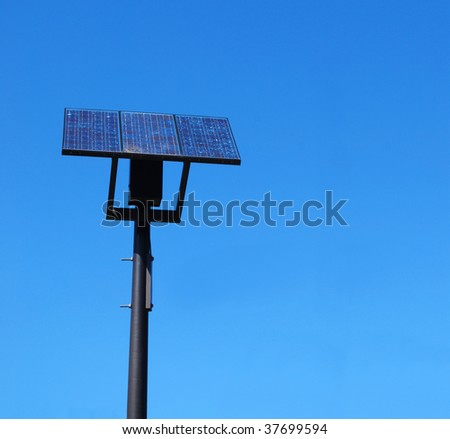 a direction solar-power