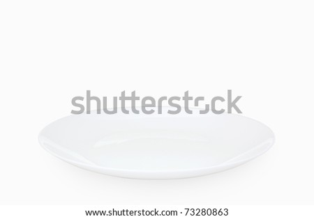 a dish - stock photo