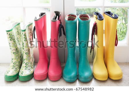 Rain Boots Stock Images, Royalty-Free Images & Vectors | Shutterstock