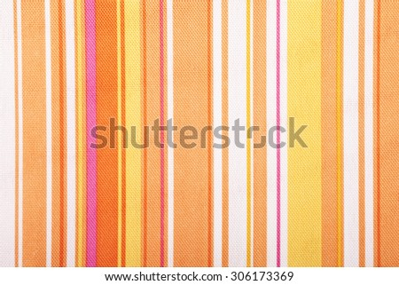 a fabric texture bright vertical stripes