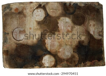 A faded and blurred black and white picture - stock photo