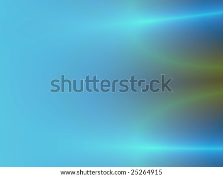 A fractal concept image,created with digital software,designed for background, web wallpaper template. - stock photo