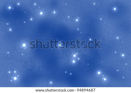 A generic starfield background.