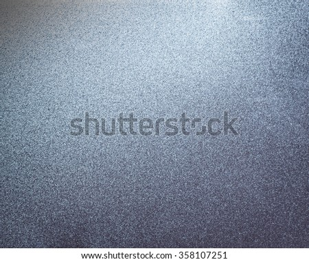 A Grained metal surface close-up - stock photo