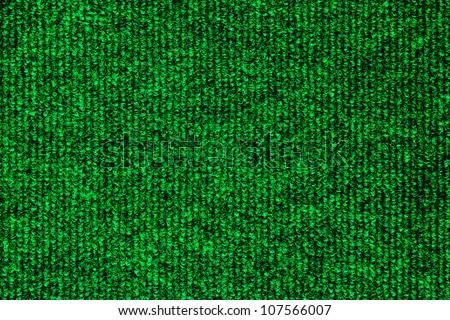 Green Carpet Texture Closeup Stock Photo Royalty Free 107566007