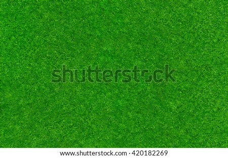 A green lawn texture