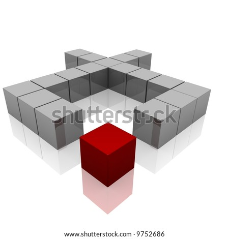 A group of cube