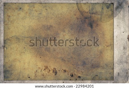 A grunge background taken from an old photograph. - stock photo