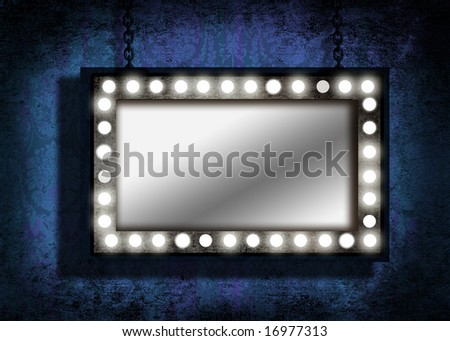 Vanity With Marquee Lights : Mirror Lights Stock Photos, Images, & Pictures Shutterstock