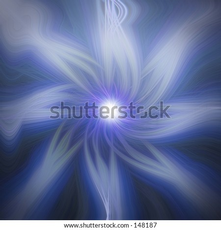 A high-res abstract of a swirling orb.  Adjust hue in photoshop to get a color of your liking. - stock photo