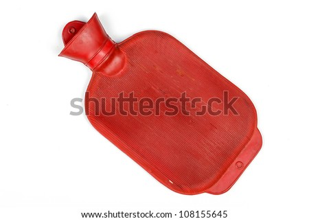 A hot water bog - stock photo