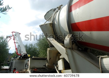 Concrete Pump Truck Stock Images Royalty Free Images