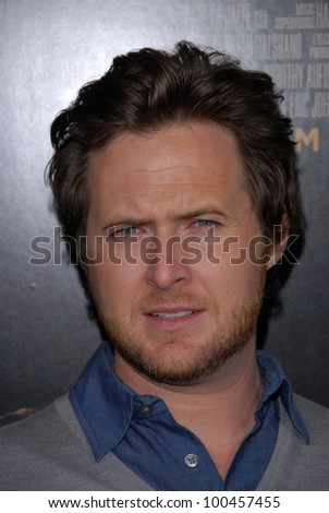 "A.J. Buckley at ""The Fighter"" Los Angeles Premiere, Chinese Theater, Hollywood, CA. 12-06-10"
