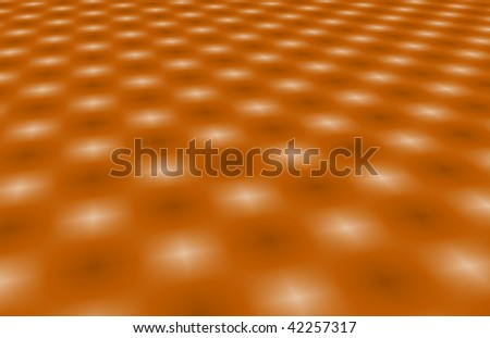 A lit up dance floor background. Clip art illustration. - stock photo