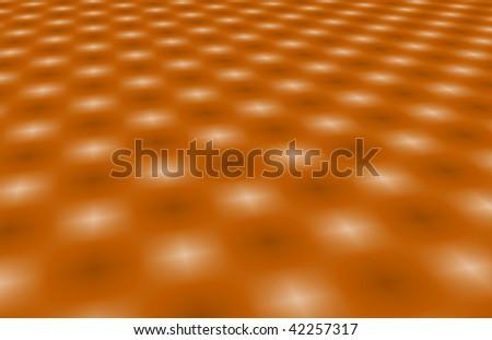 A lit up dance floor background. Clip art illustration. - stock photo