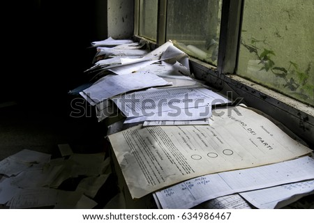 window papers