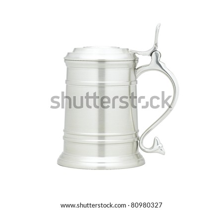 A luxury beer mug