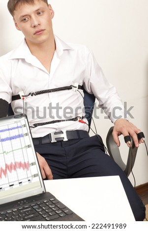 research paper on polygraph test Polygraph test frequently asked questions based on the current polygraph research, the polygraph has improved its.