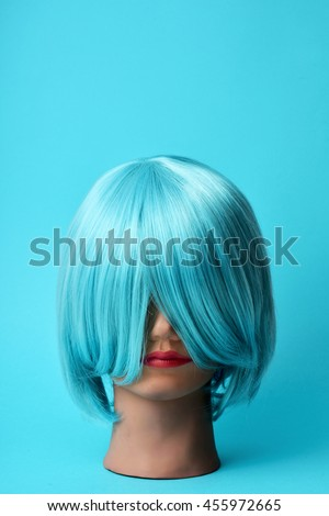 Wig Stock Images Royalty Free Images Amp Vectors Shutterstock