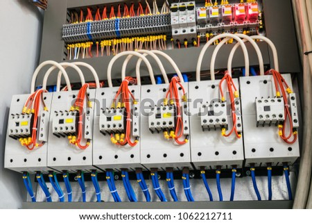 modern open fuse box contains automata stock photo edit now rh shutterstock com open fuse box prius how to open fuse box under hood