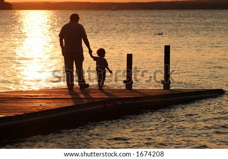 A Moment in Time - stock photo