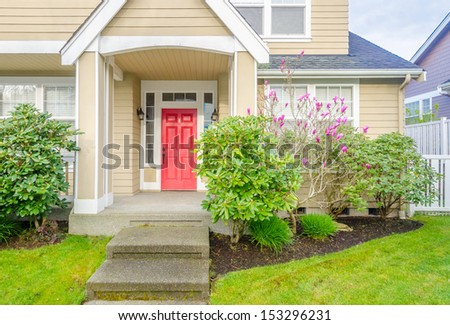 Front Entrance Stock Photos Images Pictures Shutterstock