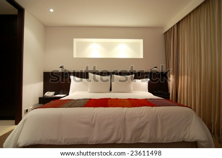 A nice room - stock photo