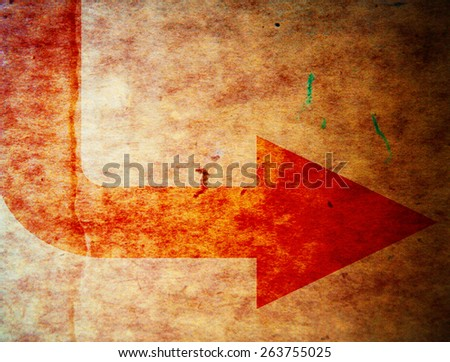 a nice textured paper background with an overlay - stock photo
