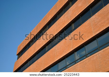 A office building - stock photo
