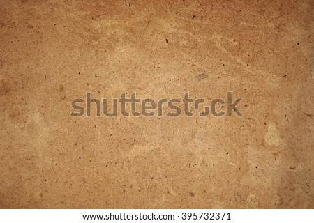 a old brown paper texture background. close up - stock photo