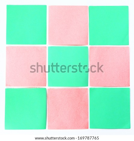 A paper - stock photo