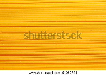 A pasta (spaguetti) background - stock photo