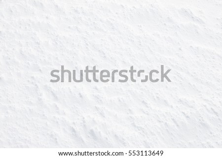 a perfect fresh white snow background