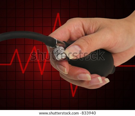 A photo of a medical theme - stock photo