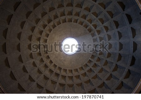 A photo of the Pantheon in Rome