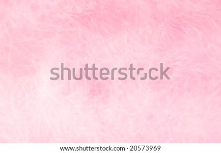 a pink feather abstract background - stock photo