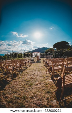 A place for ceremony