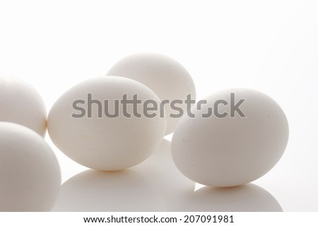 A Plurality Of Eggs